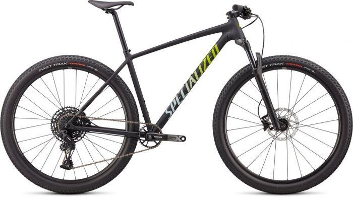 Bicicleta SPECIALIZED Chisel 29 Satin Black/Summer Blue/Hyper M