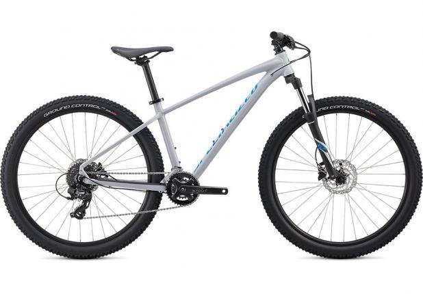 Bicicleta SPECIALIZED Pitch 27.5 Gloss Dove Gray/Pro Blue L