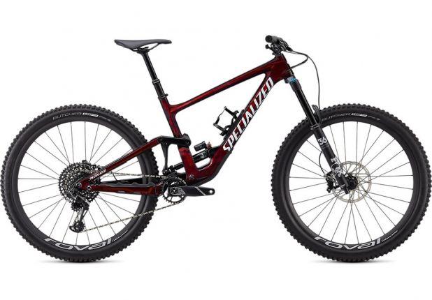 Bicicleta SPECIALIZED Enduro Expert 29'' - Gloss Red Tint/Dove Gray/Satin Black S3
