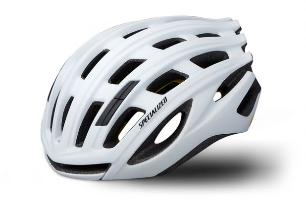 Casca SPECIALIZED Propero III with ANGi - Matte White Tech S