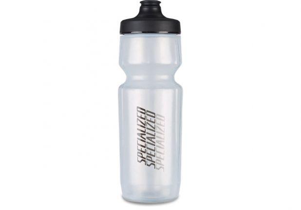 Bidon SPECIALIZED Purist Hydroflo WaterGate - Translucent/Black Diffuse 23oz