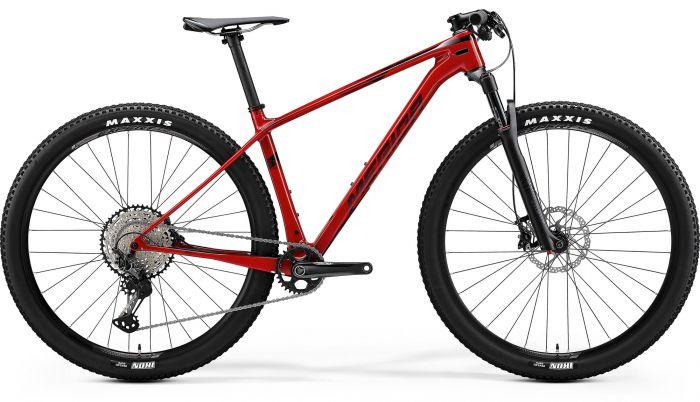 Bicicleta MERIDA Big.Nine XT S Rosu 2020