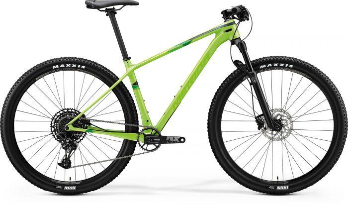 Bicicleta MERIDA Big.Nine 4000 L Verde 2020