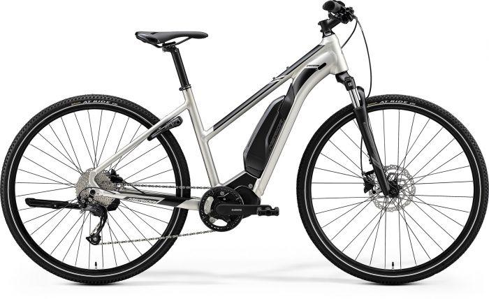 Bicicleta MERIDA Espresso 200SE L-55 Titan Negru 2020