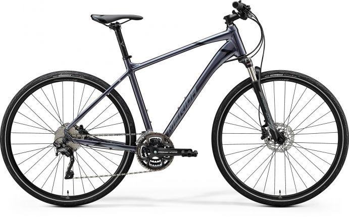 Bicicleta MERIDA Crossway 500 S Antracit 2020