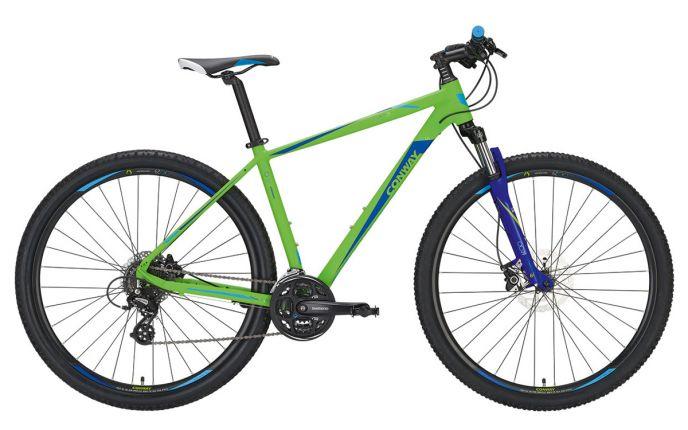 Bicicleta Conway MS429 29 24vit Verde / Albastru 440mm