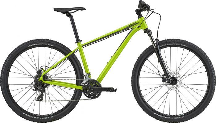 CANNONDALE Trail 8 L Verde Acid 2020