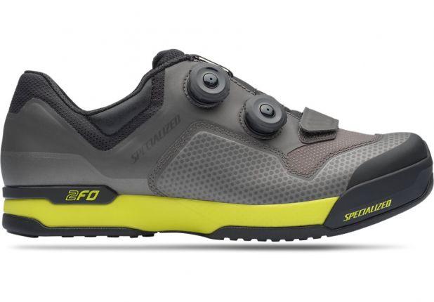 Pantofi MTB SPECIALIZED 2fo Cliplite Mtb Shoe Char/Ion 46