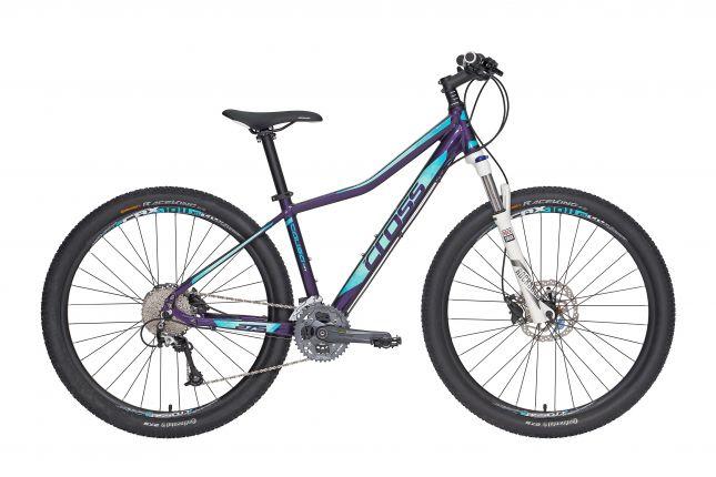 Bicicleta CROSS CAUSA XT 27.5 mov 400mm