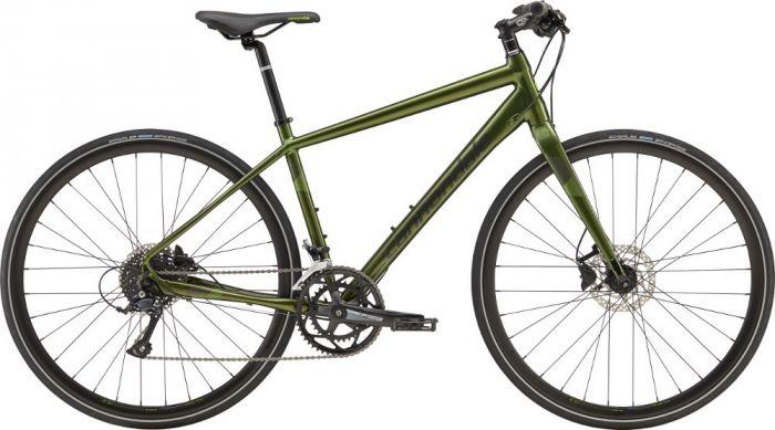 Bicicleta CANNONDALE Quick 3 Disc 2019 (M)