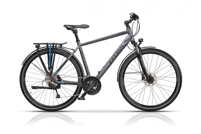Bicicleta CROSS Legend Man Trekking 28