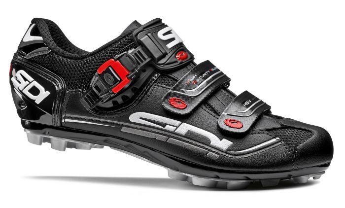 Pantofi MTB SIDI Eagle 7 negru/negru 46
