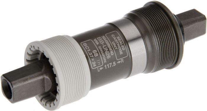 Monobloc SHIMANO BB-UN26 BSA 68/117mm